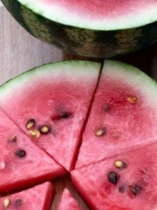 Melons and Food Safety