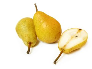 Pears for Sore Throat