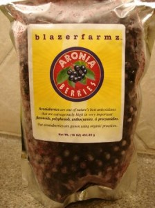 blazerfarmz Fresh-Frozen Aroniaberries – Antioxidant-fruits.com Product Review