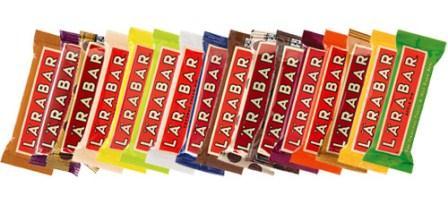 May 2013 Antioxidant-fruits.com Giveaway: Larabar 16-count Variety Pack