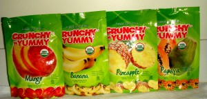 October 2012 Antioxidant-fruits.com Giveaway: Crunchy-N-Yummy Assorted Pack