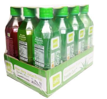 November 2012 Antioxidant-fruits.com Giveaway: ALO Drink Tray Pack