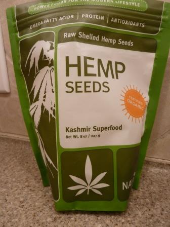 Navitas Naturals Hemp Seeds Review