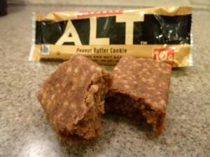 Larabar ALT Peanut Butter Cookie Fruit and Nut Bar Review