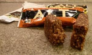 Larabar ALT Pumpkin Pie Fruit and Nut Bar Review