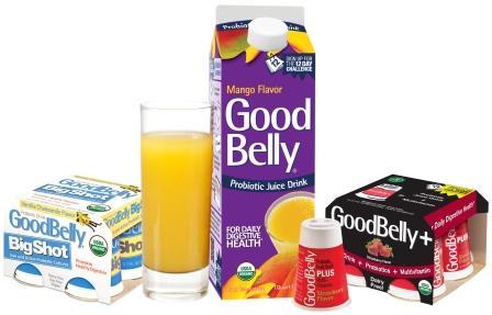 June 2013 Antioxidant-fruits.com Giveaway: GoodBelly Probiotic Juice Drink!