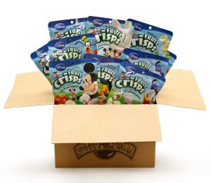 July 2013 Antioxidant-fruits.com Giveaway: Brothers All Natural Disney Sampler Pack Fruit Crisps 1/2 c bags, 20-Pack