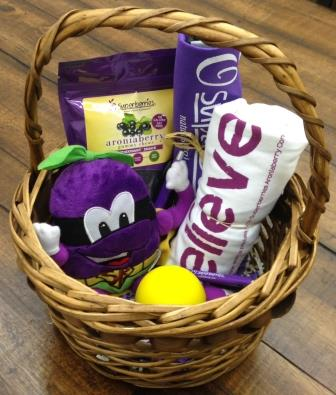 November 2013 Antioxidant-fruits.com Giveaway: Superberries Gift Basket
