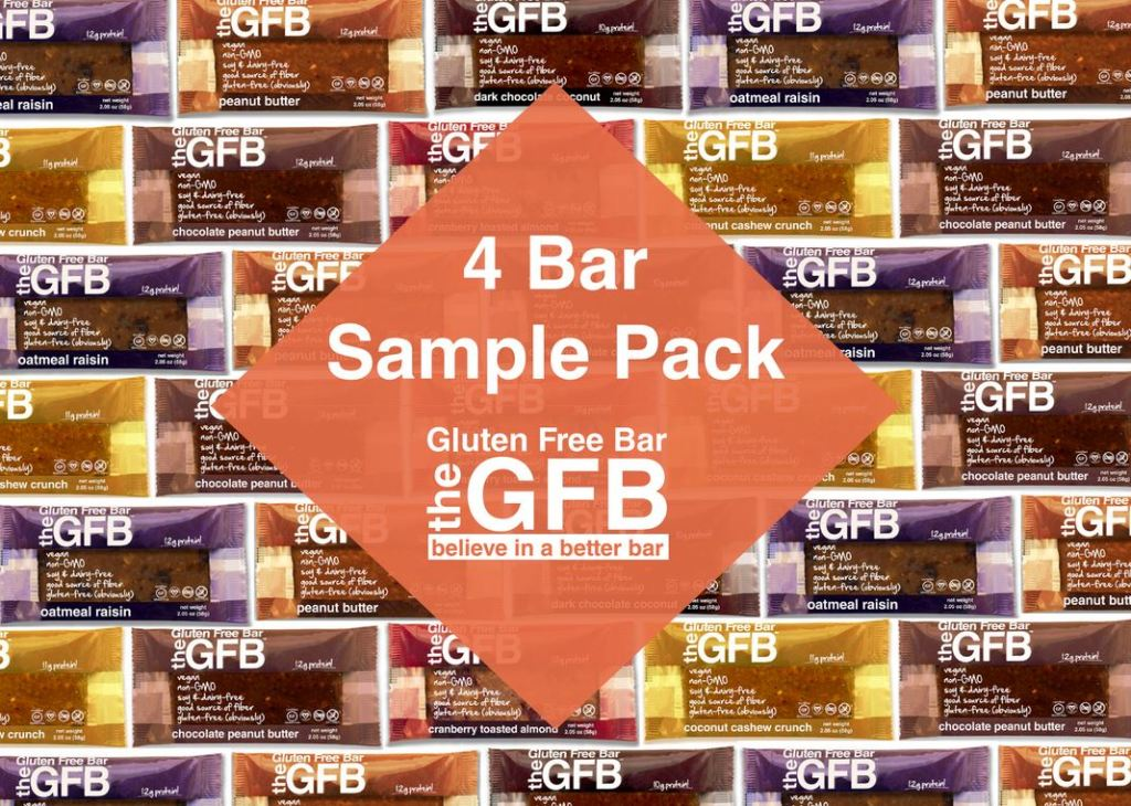 The Gluten Free Bar Giveaway on Antioxidant-fruits