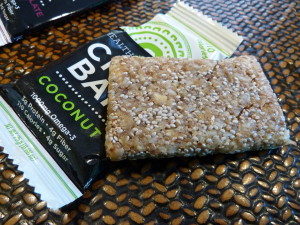Health Warrior Chia Bar Coconut Review