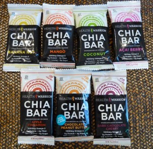 Health Warrior Chia Bars Review