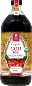 The Goji Berry Juice: Drinking The Healthy Way