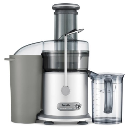 Best Affordable Juicer 2018 – Breville Juice Fountain Plus