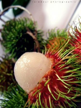 Fruit Rambutan