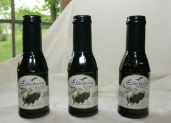 Buy Elderberry Beverage, Elderberry Syrup & Chocolate Syrup on Line