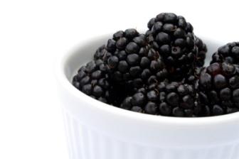 B is for Blackberries